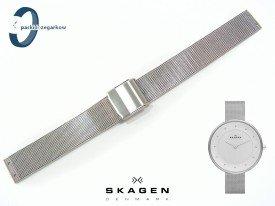 Bransoleta SKAGEN SKW2140 stalowa typu Mesh srebrna