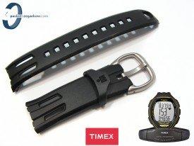 Pasek Timex T5K545 gumowy czarny