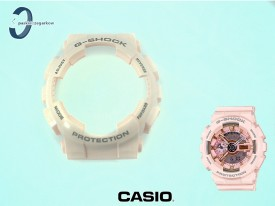 Bezel Casio GMA-S110MP-4A1, GMA-S110 pudrowy róż