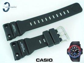 Pasek Casio GN-1000, GN-1000B czarny gumowy