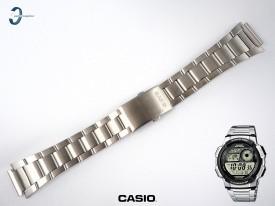 Bransoleta Casio AE-1000, AE-1000WD stalowa