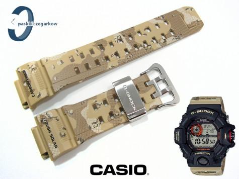 Pasek Casio GW-9400DCJ-1, GW-9400 moro carbonowy