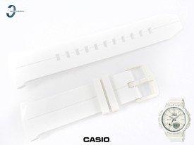 Pasek Casio Baby G BGS-100, BGS-100GC biały
