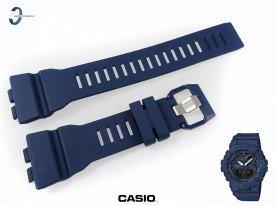 Pasek Casio GBA-800, GBA-800-2 granatowy