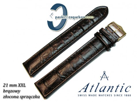 Atlantic 21mm XXL - Brązowy