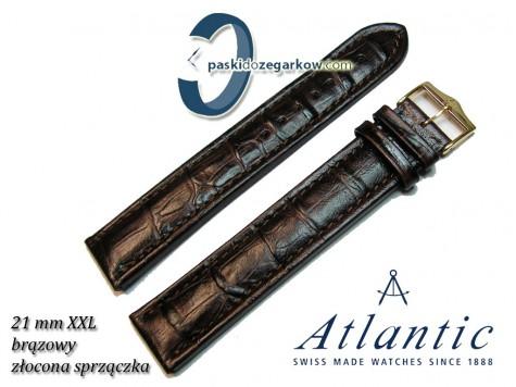 Atlantic 21mm XXL - Brązowy