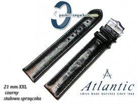 Atlantic 21mm XXL - Czarny