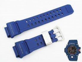 Pasek Casio GW-9400NV-2A, GW-9400 niebieski