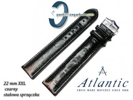 Atlantic 22mm XXL - Czarny
