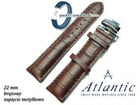 Pasek Atlantic 22 mm