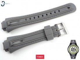 Pasek Timex TW5M06700 szary gumowy