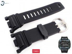 Pasek Timex TW5M18200 czarny gumowy