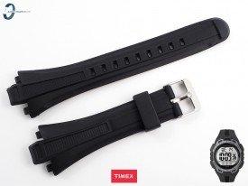 Pasek Timex TW5K94600 czarny gumowy