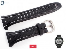 Pasek Timex TW5K96400 czarny gumowy