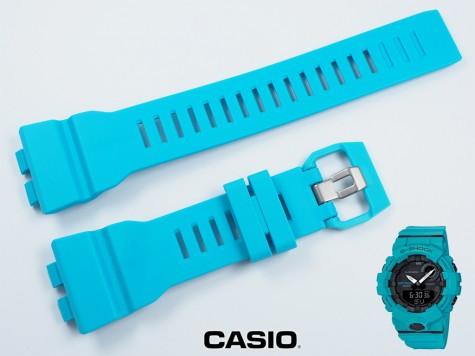 Pasek Casio GBA-800-2A, GBA-800 niebieski