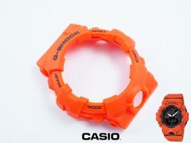 Bezel Casio GBA-800-4A, GBA-800 pomarańczowy