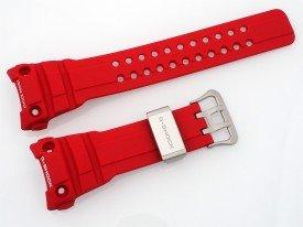 Pasek Casio GWN-1000, GWN-1000RD-4A czerwony