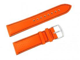 Pasek Casio EF-321L-5 EF-321 pomarańczowy 22 mm