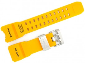 Pasek Casio GWG-1000 GWG-1000-1A9 żółty ORYGINAŁ