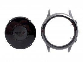 Koperta do zegarka E. Armani AR1452 ceramika czarna