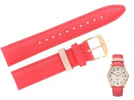 Pasek do zegarka TIMEX TW2R62500 różowy 20 mm