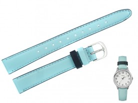Pasek do zegarka TIMEX TW2R62900 niebieski 14 mm