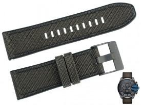 Pasek DIESEL DZ4500 gumowo-materiałowy 26 mm