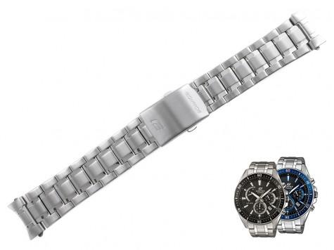 Bransoleta Casio Edifice EFR-552 stalowa srebrna