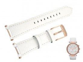 Pasek do zegarka Michael Kors MK2281 biały