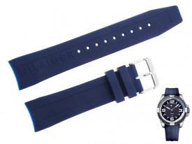 Pasek do zegarka Tommy Hilfiger TH 1791091 niebieski