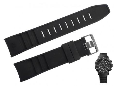 Pasek do zegarka Tommy Hilfiger TH 1790889 czarny
