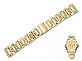 Bransoleta Tommy Hilfiger TH 1781214 złota 20 mm