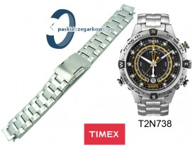 T2N738 - Bransoleta Timex