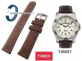 T46681 - Pasek Timex skórzany - 20mm