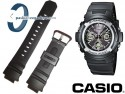 Pasek do Casio G-Shock do modeli G-7700, AWG-100, AWG-101, AW-590, AW-591 czarny