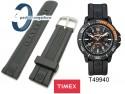 Pasek Timex - 22mm - gumowy - T49940