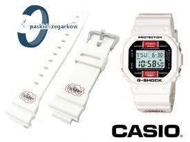 Pasek Casio G-SHOCK - DW-5600 biały