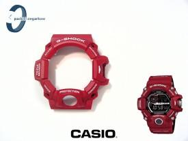 Bezel G-Shock GW-9400RD-4, GW-9400 czerwony matowy