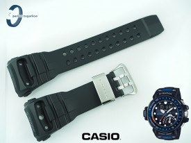 Pasek Casio GWN-Q1000, GWN-Q1000MB czarny
