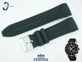 Pasek Festina F20330 silikonowy czarny
