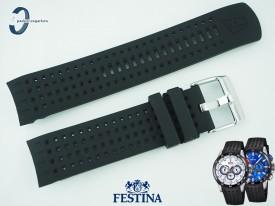 Pasek Festina F20353 silikonowy czarny