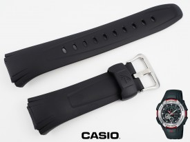 Pasek Casio G-600, G-610, G-611, G-601 czarny