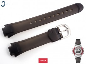 Pasek Timex T5K807 czarny gumowy
