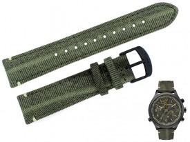 Pasek TIMEX TW2R43200 zielony 20 mm