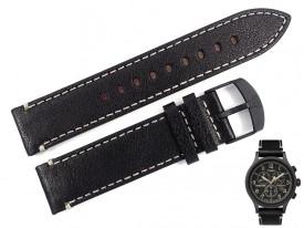 Pasek do zegarka TIMEX TW4B09100 czarny 20 mm
