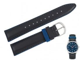 Pasek do zegarka TIMEX TW2R62400 grafitowy 20 mm