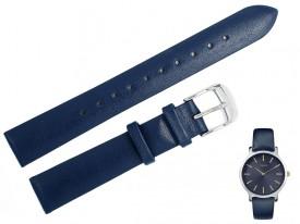 Pasek do zegarka TIMEX TW2R36300 granatowy 16 mm