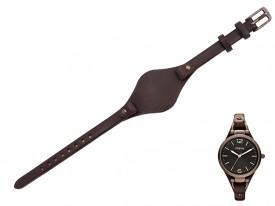 Pasek do zegarka Fossil Georgia ES3200 brązowy