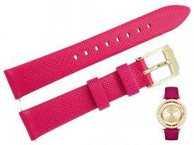 Pasek do zegarka Michael Kors MK2525 różowy 16 mm
