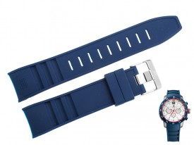 Pasek do zegarka Tommy Hilfiger TH 1790887 niebieski